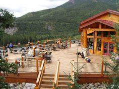 Denali National Park, AK Hotels, Denali Princess Wilderness Lodge, First Class Hotel