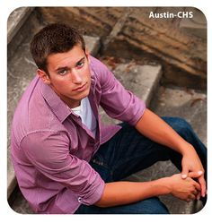 Senior Photography Ideas For Boys | Dayton Senior pictures | Callahan Photography