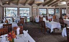 Blue Wave Dining Room - BEST WESTERN PLUS Island Palms Hotel & Marina