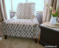 Why not throw a pattern into everyday decor? #PutTogether