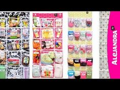 [VIDEO]: My Favorite Over the Door Organizers by Simply Stashed from http://www.alejandra.tv