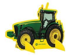 John Deere Tractor - Centerpiece