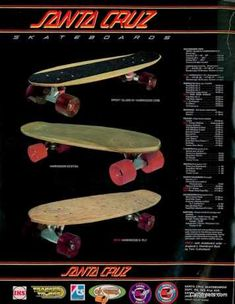 Vol 3 Vintage Skateboard Magazine Advertising - CalStreets Skateshop Old School Skateboards, Vintage Skateboards, Skate Girl, Interactive Design, Skateboarding, Surfing, Rolling Thunder, Ads, Book