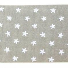 Grey Star Rug stocked by Nubie Modern Kids Boutique | Nubie - Modern Baby Boutique