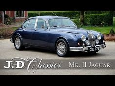 Mk. II Jaguar - Opalescent Dark Blue › Upgrades › JD Classics