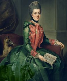 history of fashion 1720-1779