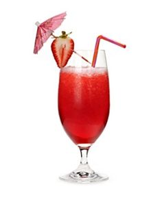 Non Alcoholic Strawberry Daiquiri