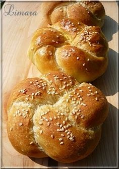 cooking, bakery, sütés, pékség, recipes Bread Recipes, Cake Recipes, Cooking Recipes, Croissant Bread, Bread Dough Recipe, Hungarian Recipes, Hungarian Food, Bread Rolls, How To Make Bread