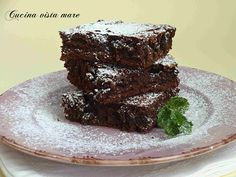 Brownies Cucina vista mare