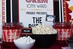 Movie Night Movie Night Party Ideas   Photo 3 of 22