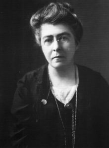 Johanna Mary (Hanna) Sheehy-Skeffington, (née Johanna Mary Sheehy) (24 May 1877 - 20 April 1946) was a suffragette and Irish nationalist. Along with her husband and Margaret Cousins and James Cousins she founded the Irish Women's Franchise League in 1908 with the aim of obtaining women's voting rights. She was later a founding member of the Irish Women Workers' Union.
