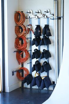 Cord and Weight Storage