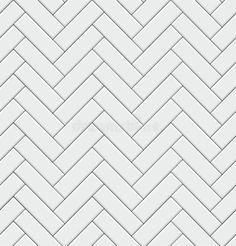 Seamless Pattern With Modern Rectangular Herringbone White Tiles. Seamless Pattern With Modern Rectangular Herringbone White Tiles. White Tile Texture, Ceramic Texture, Floor Texture, Brick Texture, 3d Texture, Texture Vector, Tile Patterns, Textures Patterns, White Herringbone Tile