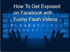 With Funny Flash Videos you can reach a huge crowd of ny eyballs following your content online http://tracklix.com/a39c