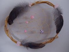 Willow Dream Catcher with stars assorted by UndertheVioletWillow, $9.98