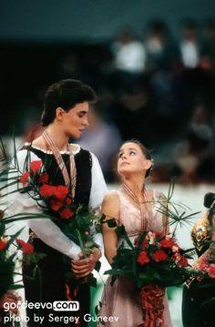 www.gordeeva.com, Katia Gordeeva & Sergei Grinkov, Romeo & Juliet, 1990