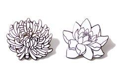 Sophia Flower Pin Pack