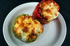These healthy and delicious italian stuffed peppers are full of so many great ingredients, rice, turkey, italian seasonings and more! Italian Recipes, Beef Recipes, Cooking Recipes, Healthy Recipes, Italian Dinners, Pepper Recipes, Recipies, I Love Food, Good Food