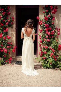 enkel bröllopsklänning spets - Sök på Google
