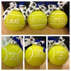 tennis match diy gift - Google Search