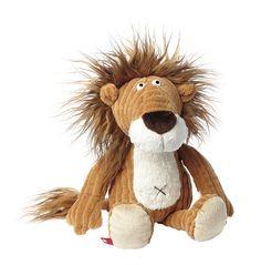 Starker Freund für Kinder: der sigikid Sweety-Löwe.