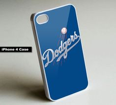 Los Angeles Dodgers - iPhone 4 Case, iPhone