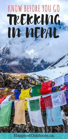 8 Things I Wish I Knew Before Going Trekking in Nepal Gangtok, Travel Advice, Travel Guides, Travel Tips, Bhutan, Asia Travel, Solo Travel, Travel Nepal, Nepal Tibet
