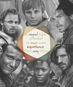 BBC Merlin   The Knights   King Arthur, Sir Lancelot, Sir Gwaine, Sir Elyan, Sir…