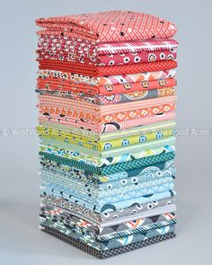 Florence 26 Piece Fat Quarter Bundle by Denyse Schmidt for Free Spirit COMPLETE
