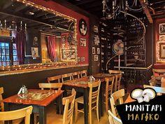 Και εκεί που λες ότι τα είδες όλα...τσούπ ξεφυτρώνει σαν μανιτάρι ένα μαγικό δωματιάκι...το ανακάλυψες;  📍Προσφυγικής Αγοράς 32-34 Μπιτ Παζάρ ,#Θεσσαλονίκη ☎️ 2310.268886 ⏰Καθημερινά από τις 13.00  #manitari_magiko #mpit_mpazar #thessaloniki #tavern #food #τοστέκιμας Facebook Sign Up