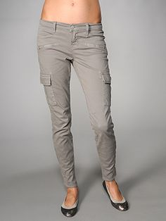 Grayson skinny cargo jeans