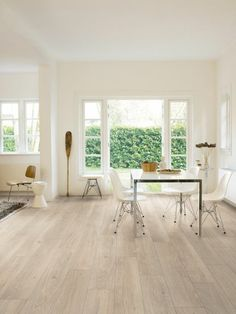 Extensive range of parquet flooring in Edinburgh, Glasgow, London. Parquet flooring delivery within the mainland UK and Worldwide. House, Wood Floors Wide Plank, Home, Living Room Flooring, House Flooring, Dining Room Floor, Flooring, Laminate Flooring Colors, Wood Laminate