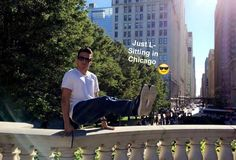 Be brave enough to live differently Just L-Sitting in Chicago Click the link in my bio and Add me on Snapchat: itsJosuePena