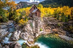 My Beautiful Earth - Google+ -                The Dead Horse Mill