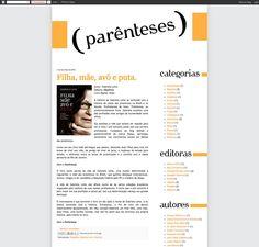 Parênteses por Guilherme Saldanha Santana http://osparenteses.blogspot.com.br/