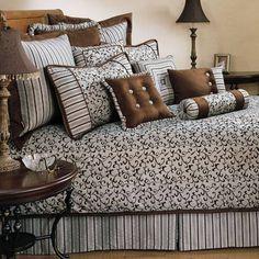 Sherry Kline Belacour Spa Blue Bedding By Sherry Kline Bedding