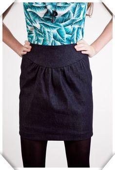 Miss Chalmers Skirt | Papercut Patterns