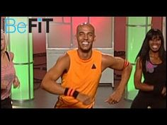 Fat-Burning Hip Hop Mix: Samba Dance Workout is sure to spice things up with fat-burning swivels and waist-slimming shakes that will tone the entire body fast!  This sizzling workout uses high-energy samba-inspired dance steps to blast calories and sculpt long, lean muscle. Pro trainer and choreographer, Billy Blanks Jr. will have you on your wa...