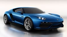 """The phrases """"plug-in hybrid"""" and """"bone-crushing power"""" don't typically go together, but Lamborghini's Asterion — which just broke cover at the Paris Motor Show — is doing its best to put them in..."""