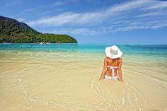 Schöne Urlaubsziele, Urlaubsinseln und Urlaubsländer