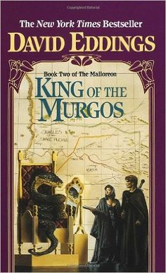 King of the Murgos (The Malloreon, Book 2): David Eddings: 9780345358806: AmazonSmile: Books