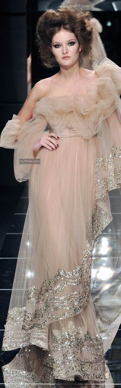 Elie Saab Fall Winter 2008 Haute Couture » bcr8tive