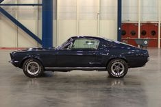 67 Ford Mustang 2 2 Fastback