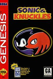 Sonic 3 And Knuckles Rom Download. Sonic the Hedgehog and Knuckles the Echidna, once enemies, now allies. Teamed together to stop that evil scientist, Dr. Ivo Robotnik, from taking control of the world with his crazed hover crafts and mad robots.