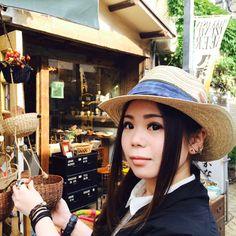 東京・高円寺の帽子屋MANABoo STAFF SNAP