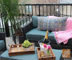 49 Cool Design Ideas To Make Balcony On Your Apartment The Best Place For Relax