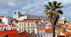 Panorama of Lisbon Portugal | Things to Do and See in Lisbon in 3 Days