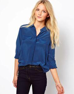 Шелковая рубашка (65 фото): с чем носить женскую рубашку из шелка, из мокрого шелка