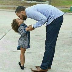 Father daughter cuteness