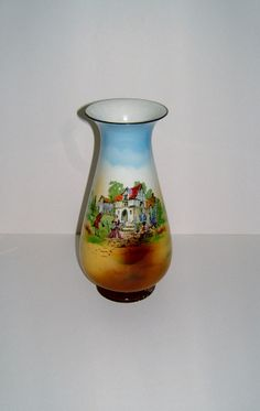 1930s Beswick Ware Art Deco Vase Beswick Vase by BiminiCricket, $55.00